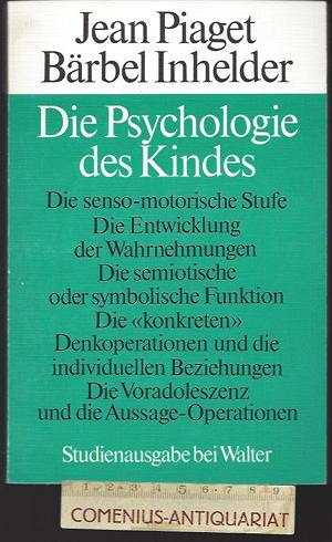 Piaget .:. Die Psychologie des Kindes