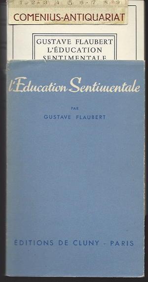 Flaubert .:. L'education sentimentale