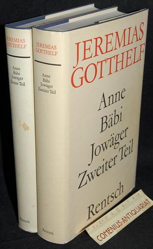 Gotthelf .:. Anne Baebi Jowaeger