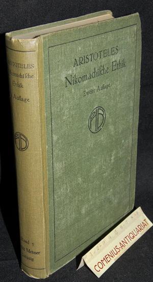 Aristoteles .:. Nikomachische Ethik