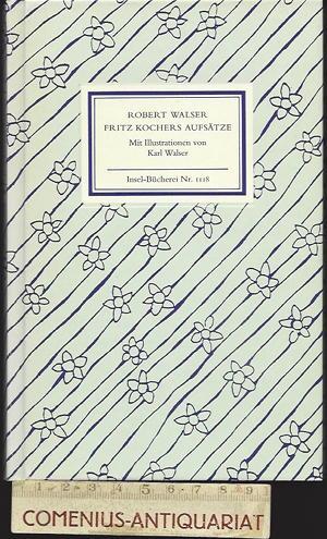 Walser .:. Fritz Kochers Aufsaetze