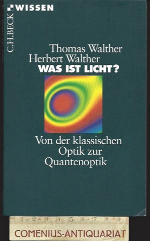 Walther .:. Was ist Licht?