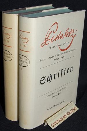 Pestalozzi .:. Schriften 1805-1826