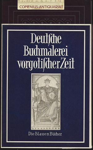 Boeckler .:. Deutsche Buchmalerei