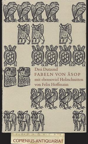 Aesop / Hoffmann .:. Drei Dutzend Fabeln