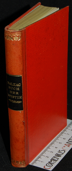 Balzac .:. Buch der Mystik
