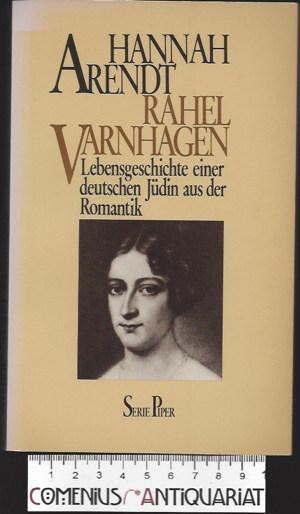 Arendt .:. Rahel Varnhagen