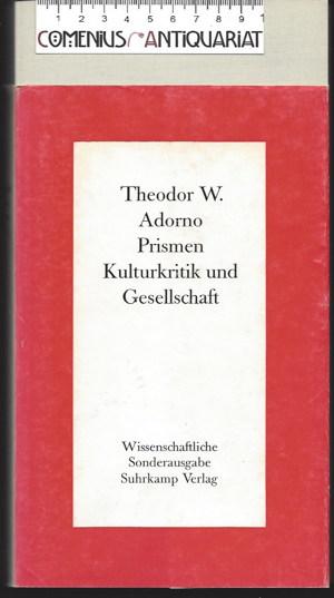 Adorno .:. Prismen