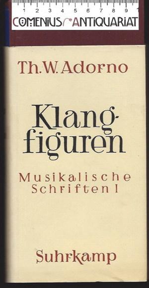 Adorno .:. Klangfiguren
