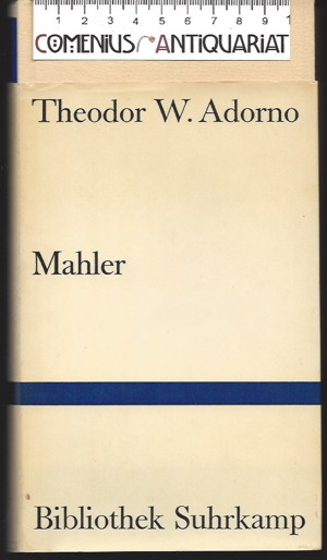 Adorno .:. Mahler