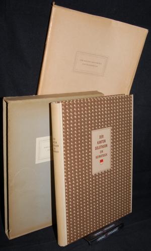 Heimatbuch .:. Der Kanton Solothurn