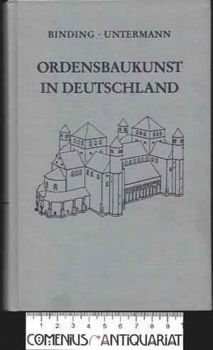 Binding / Untermann .:. Ordensbaukunst in Deutschland