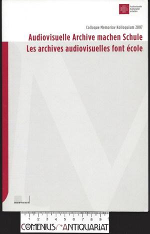 Memoriav .:. Audiovisuelle Archive