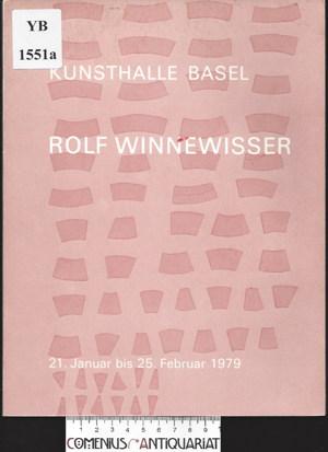 Winnewisser .:. Entfaltetes und Entfallendes