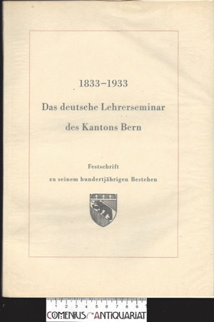Jaggi .:. Das deutsche Lehrerseminar