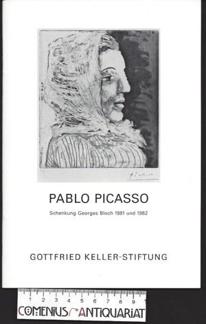 Picasso .:. Schenkung Bloch 1981/2