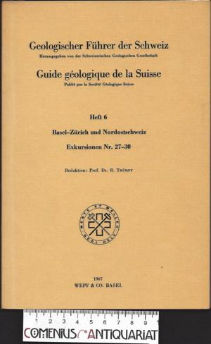Truempy / Nabholz .:. Geologischer Fuehrer der Schweiz [7]