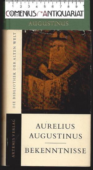 Augustinus .:. Bekenntnisse