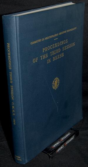 Proceedings .:. Third Session C.M.N.S. 1964