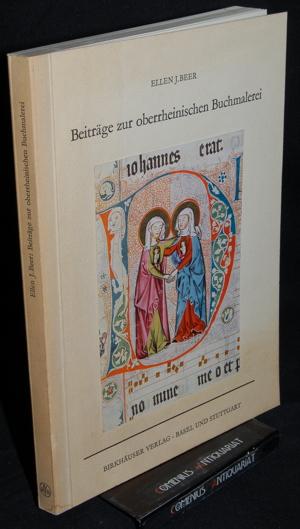 Beer .:. Beitraege zur oberrheinischen Buchmalerei