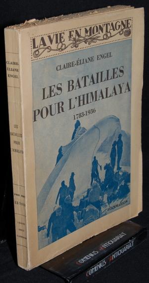 Engel .:. Les batailles pour l'Himalaya
