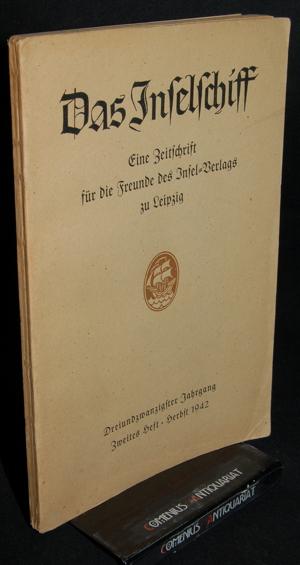 Inselschiff .:. 1942/23,2
