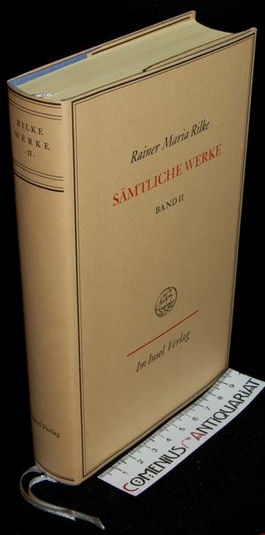 Rilke .:. Saemtliche Werke [2]
