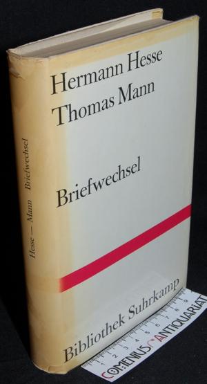 Hesse / Mann .:. Briefwechsel