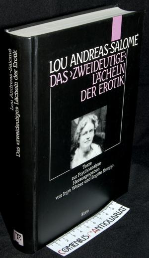Andreas-Salome .:. Das 'zweideutige' Laecheln der Erotik