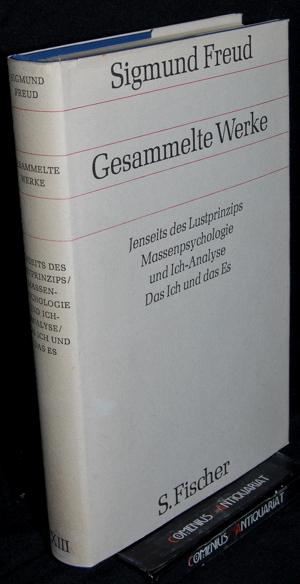 Freud .:. Jenseits des Lustprinzips