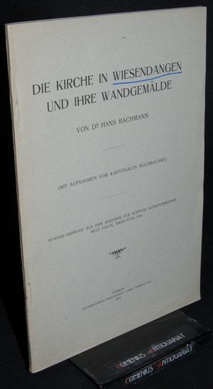 Bachmann .:. Die Kirche in Wiesendangen und ihre Wandgemaelde