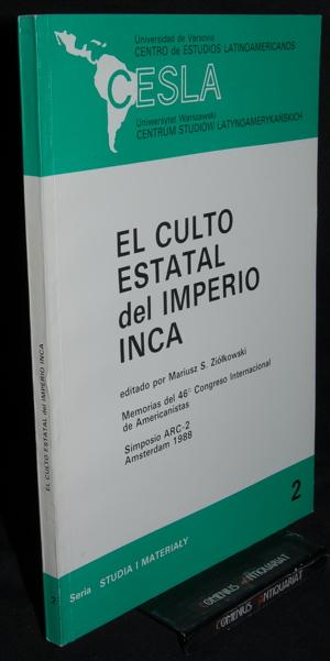 Ziolkowski .:. El culto estatal del imperio Inca