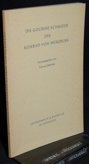 Konrad von Wuerzburg .:. Die goldene Schmiede