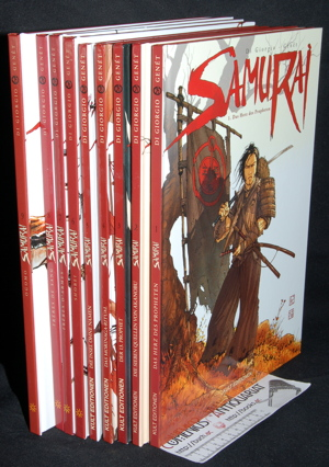 Di Giorgio / Genet .:. Samurai